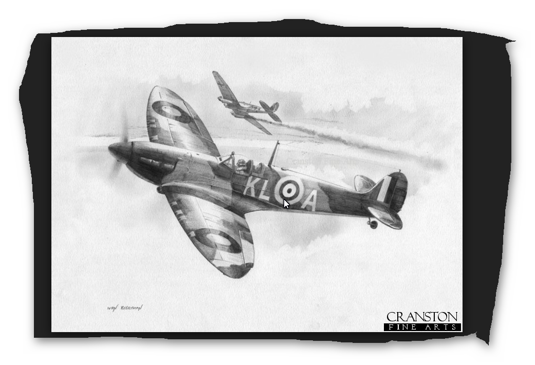 Spitfire pilots and aircraft database - Pilot Officer Charles
